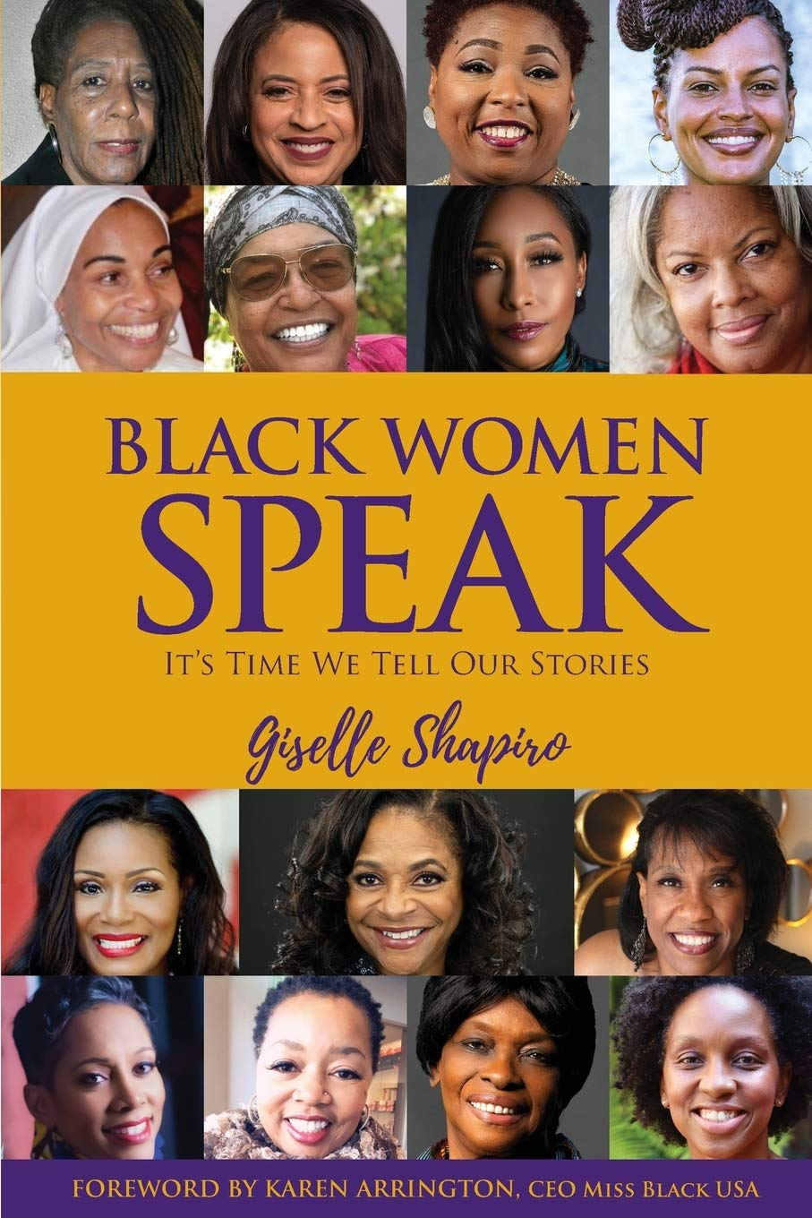 Black Women Speak: It's Time We Tell Our Stories