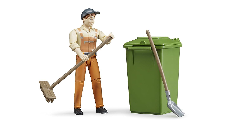 Bruder Figure-Set Waste Disposal Vehicles-Toys Bruder Toys 62140