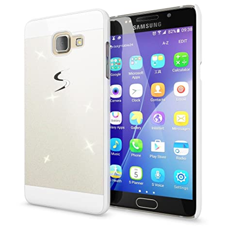 NALIA Funda Carcasa para Samsung Galaxy A5 2016, Protectora ...
