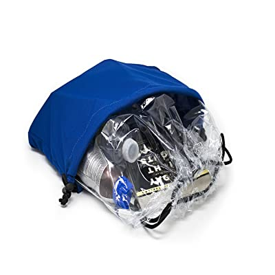 high-quality QuickLook Drawstring Bag with Quick Clear Privacy Bag Dropdown | Concert and Stadium Bag