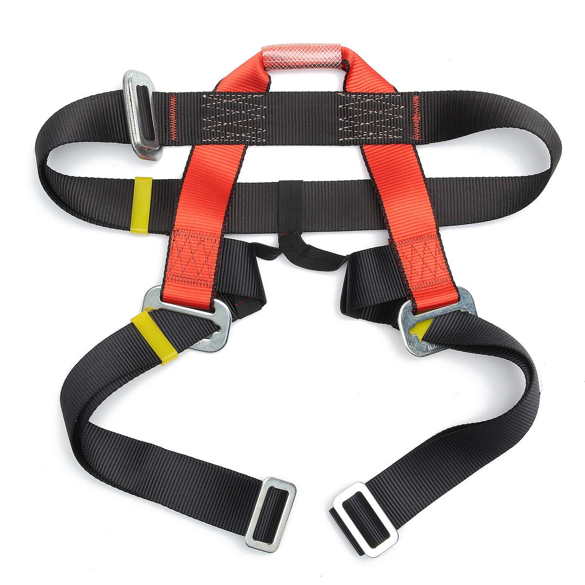 ThyWay Outdoor Mountain Rock Climbing Rappelling Harness Bust Belt Rescue Safety Seat Sitting Strap