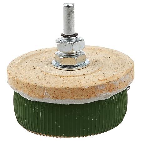 50W 10 Ohm Ceramic Potentiometer Variable Taper Pot Resistor Rheostat ED
