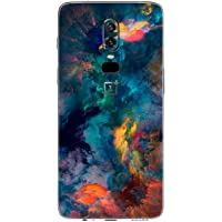 GADGETS WRAP -Co- One Plus 6 Vinyl Only Back Customised Mobile Skin - Effect