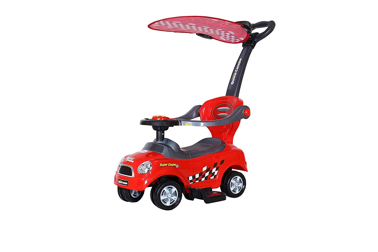 Toyhouse Multiway Junior Push Car with Canopy for ₹1,714