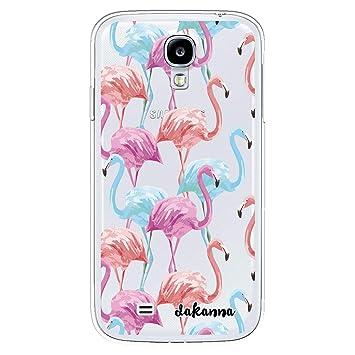 dakanna Funda para Samsung Galaxy S4 | Flamencos ...
