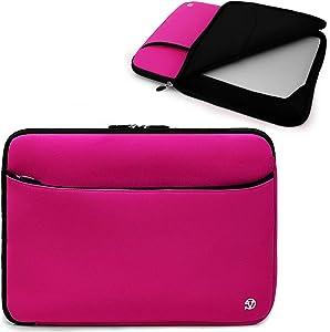 15.6 Inch Laptop Sleeve Fit for HP Elitebook, Envy x360, Essential, Omen, Pavilion, Probook, Spectre x360, Zbook 15 Inch Notebook Computer