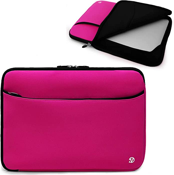 Anti Shock 15.6 Inch Laptop Sleeve Bag for Dell Latitude 15 3500 3590 5500 5501 5590 5591, Precision 15 3520 3530 3540 3541 5520 5530 5540 7520 7530 7540, Vostro 15 3584 3590 5568 5581 5590 7590