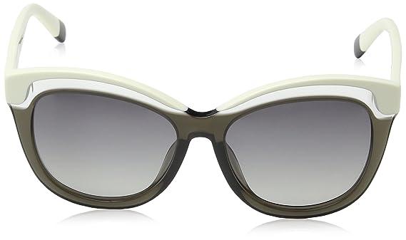 única talla sol accesorios para Furla mujer y crema Eyewear Ropa de Su4957  Gafas brillante Amazon es vz5qBwHxx ba7277fc85b6