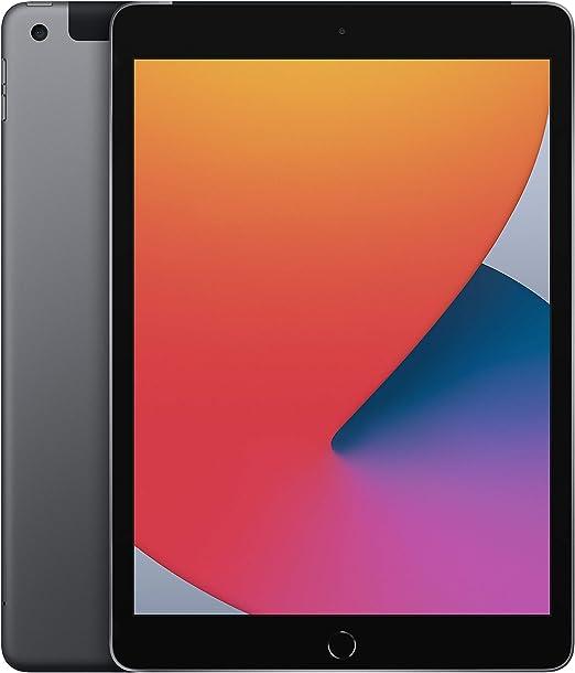 2020 Apple iPad (de 10,2 Pulgadas, con Wi-Fi + Cellular y 32 ...