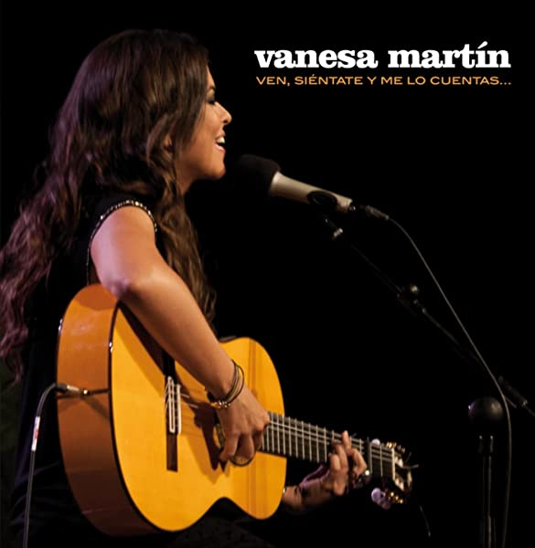 Todas Las Mujeres Que Habitan En Mi: Vanesa Martin, Vanesa Martin ...