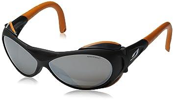 Julbo Explorer Sp4 Lunettes de Soleil Homme, Noir Soft Orange, Taille M 9a88c6e5a29b