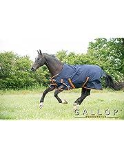 Trojan gallop turnout couverture pour chevaux et poneys, 100 g/m²