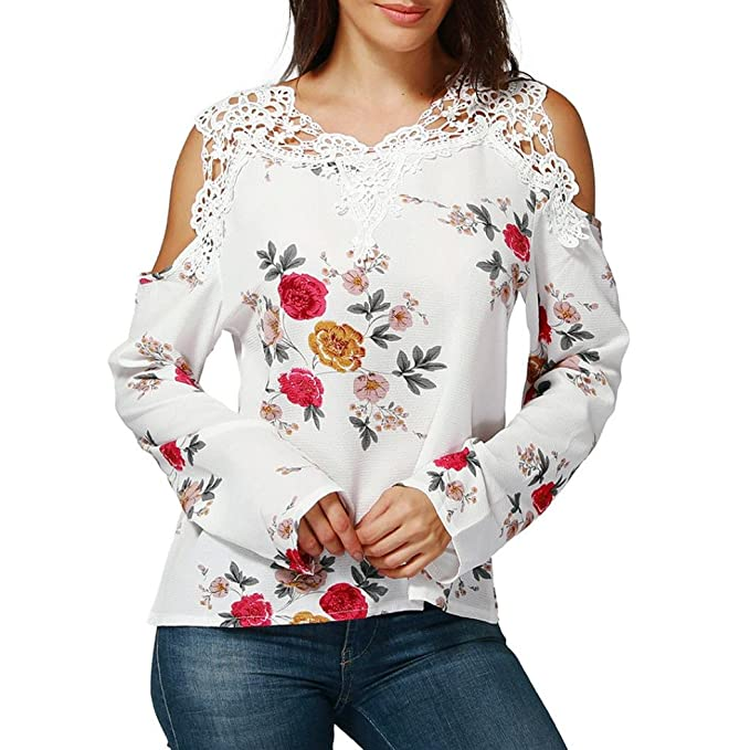 Amazon.com: fapizi Clearance Mujer Talla Grande playera ...