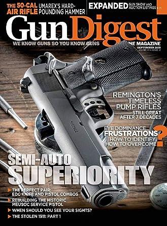 Amazon com: Gun Digest The Magazine: Kindle Store