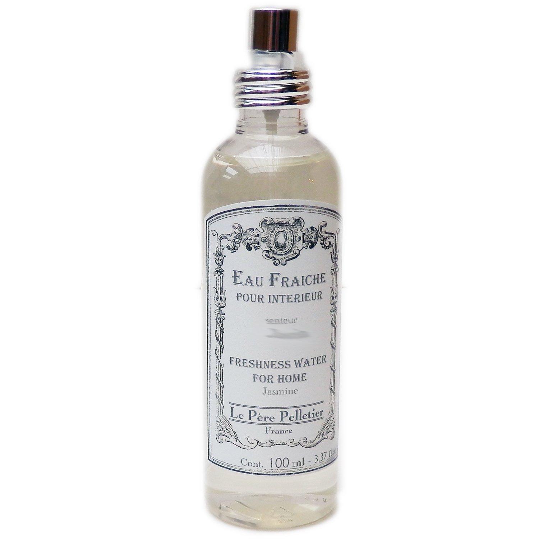 Le Père Pelletier LPP : Vaporisateur de Linge Eau Fraîche 100 ml - Parfum d'Ambiance pour Maison Intérieur (Patchouli) Mathilde M