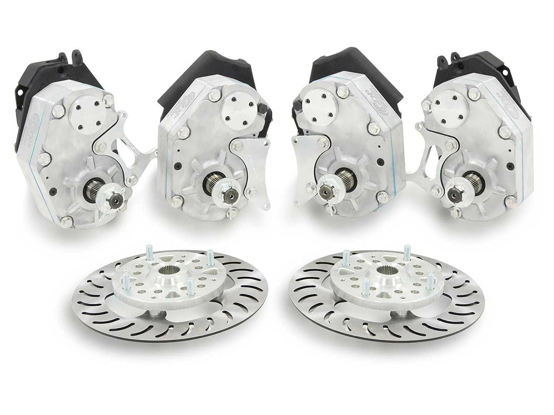 SuperATV 6' Portal Gear Lift (45% Gear Reduction) Can-Am Maverick XMR (2014-2015) - 100% Complete Kit SuperATV.com PGH6-7-32-002