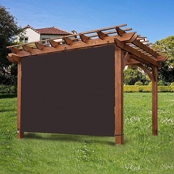 Ecover - Panel de Sombra Ajustable Impermeable 90% DE ...