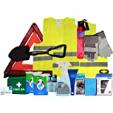 Profile Auto Winter Essential Kit for Car Van Motorhome- Free Next Day Delivery (Gold)