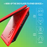 Portable DVD Player 11.5'' with 5 Hours