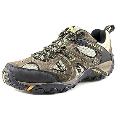 82c7daaea Merrell Men's, Yokota Trail Waterproof Hiking Shoes Walnut 9 M ...