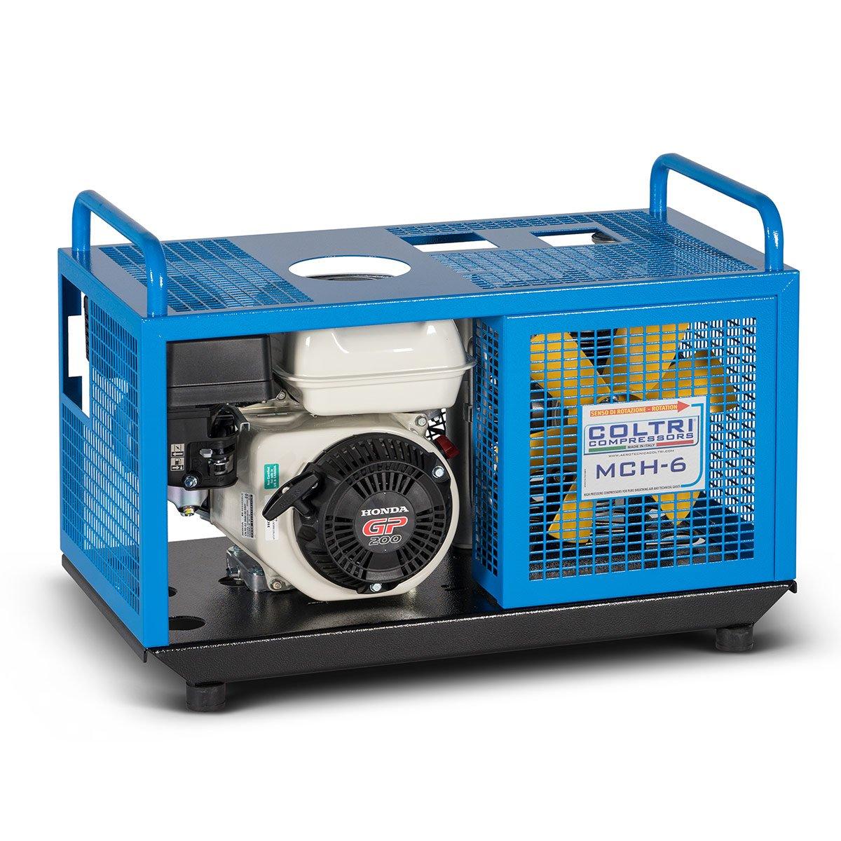Aliento Compresor De Aire MCH 6 COMPAKT fülleistung 100 L/min 200/300 bar con motor de combustión: Amazon.es: Deportes y aire libre