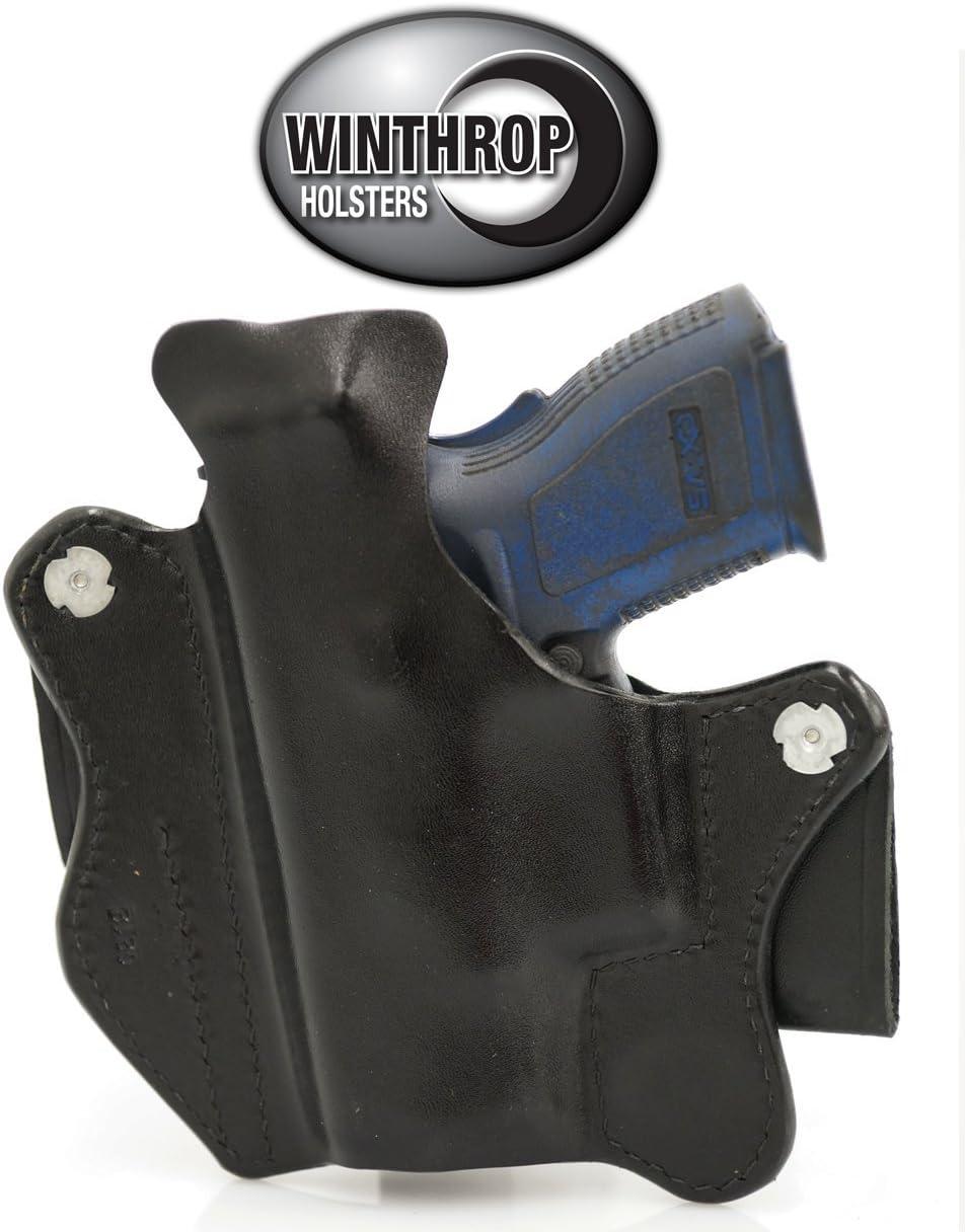 "New Gun HIP Holster SPRINGFIELD XD 4/"" SECURITY W// FREE TRIGGER LOCK,304"