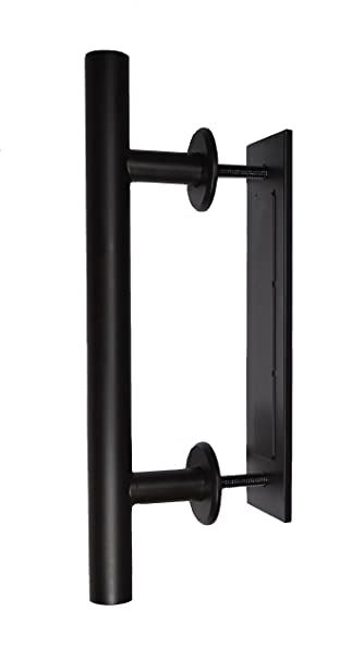 Amazon Aequhome 12 Sliding Barn Door Handle Durable Steel
