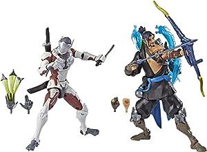 Overwatch Ultimates Series Genji/Hanzo duo pk