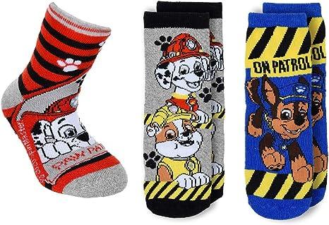 Brandsseller Jungen Socken mit Motiven im Stil von Pawpatrol