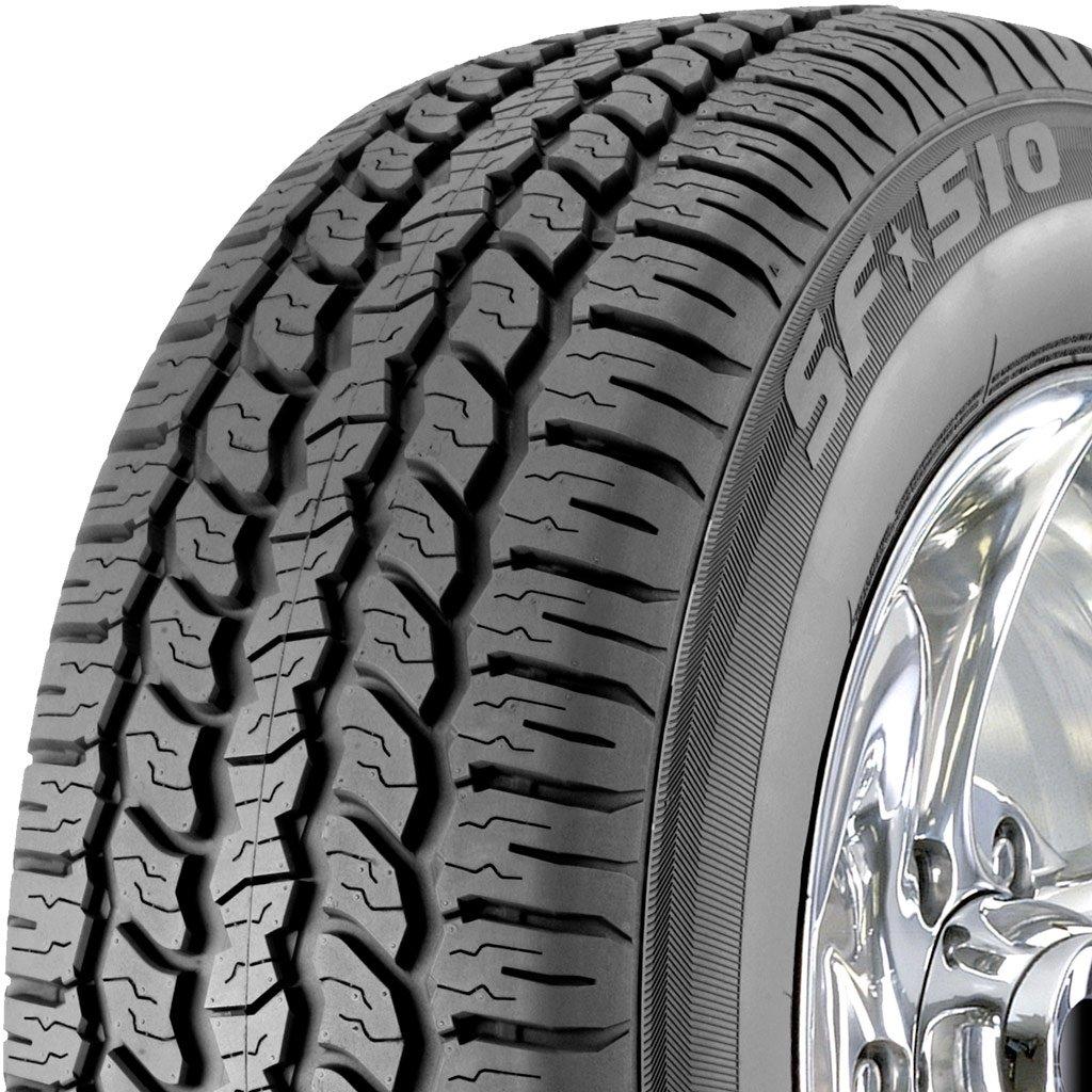 Cooper Starfire SF-510 All-Season Radial Tire - 255/70R16 111S