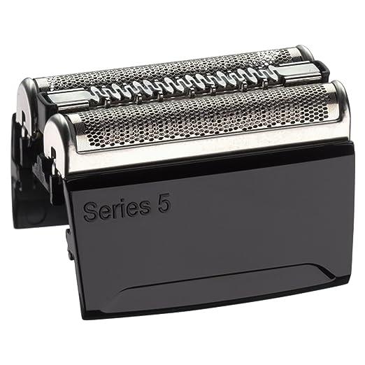 106 opinioni per Braun 52B Testina di Ricambio, Compatibile con i Rasoi della Serie 5, Nero