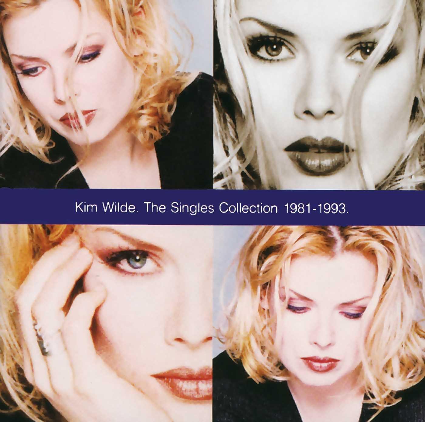 Kim Wilde - Kim Wilde: The Singles Collection (1981-1993)