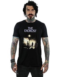 Official The Exorcist T Shirt Movie Sheet NEW Regan Linda Blair Black Large XL