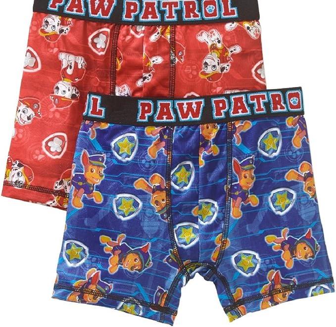 Nickelodeon Paw Patrol Boys Underwear Pack of 3