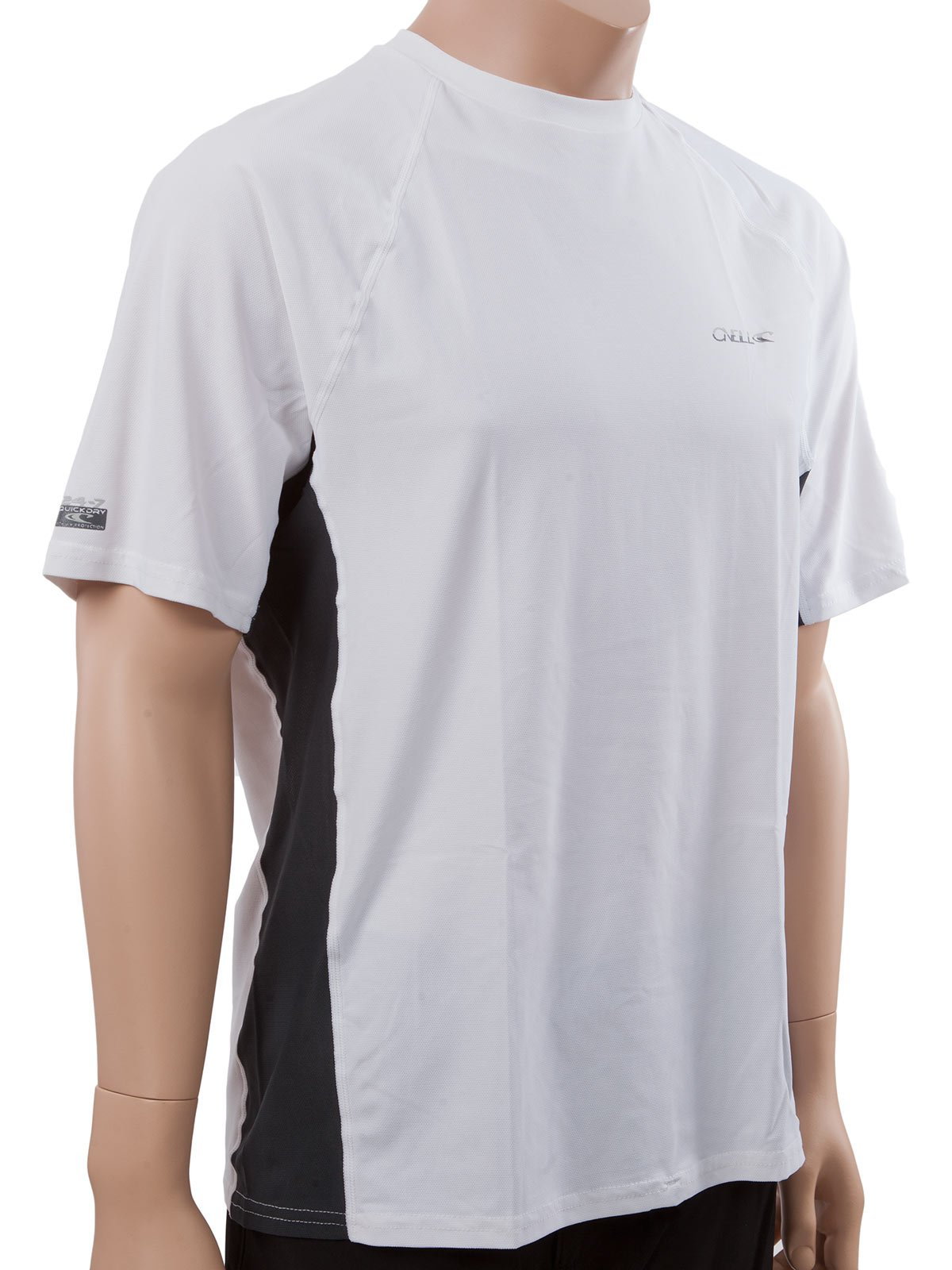 O'Neill Men's 24/7 Sun tee King 5X White/Graphite (4452) by O'Neill