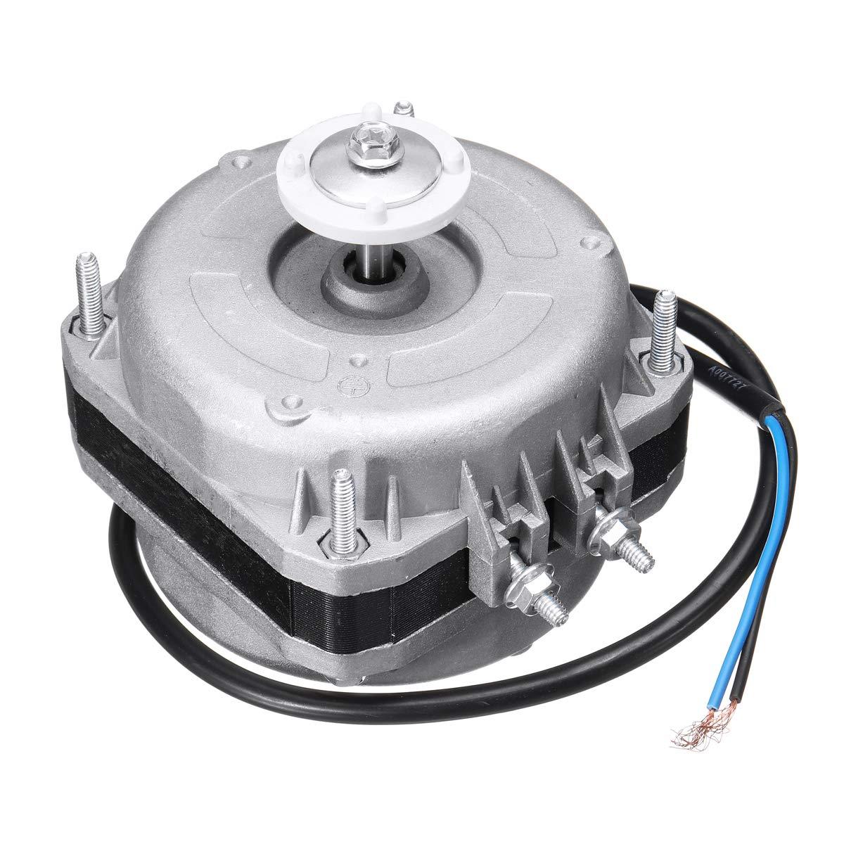 Color : Power 35W DADEQISH 35W 220V K/ühlschrank Verdampfer Gefrierschrank Motor Set Ersatzteil Werkzeugzubeh/ör