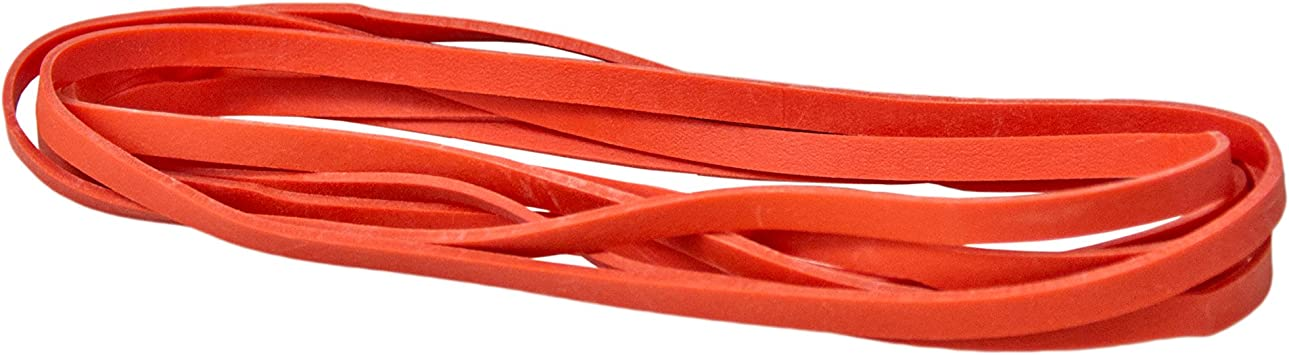 """Heavy Duty Made in USA 1//4 lb 7 x 1//8/"""" colored Rubber Bands Large Size #117b"""