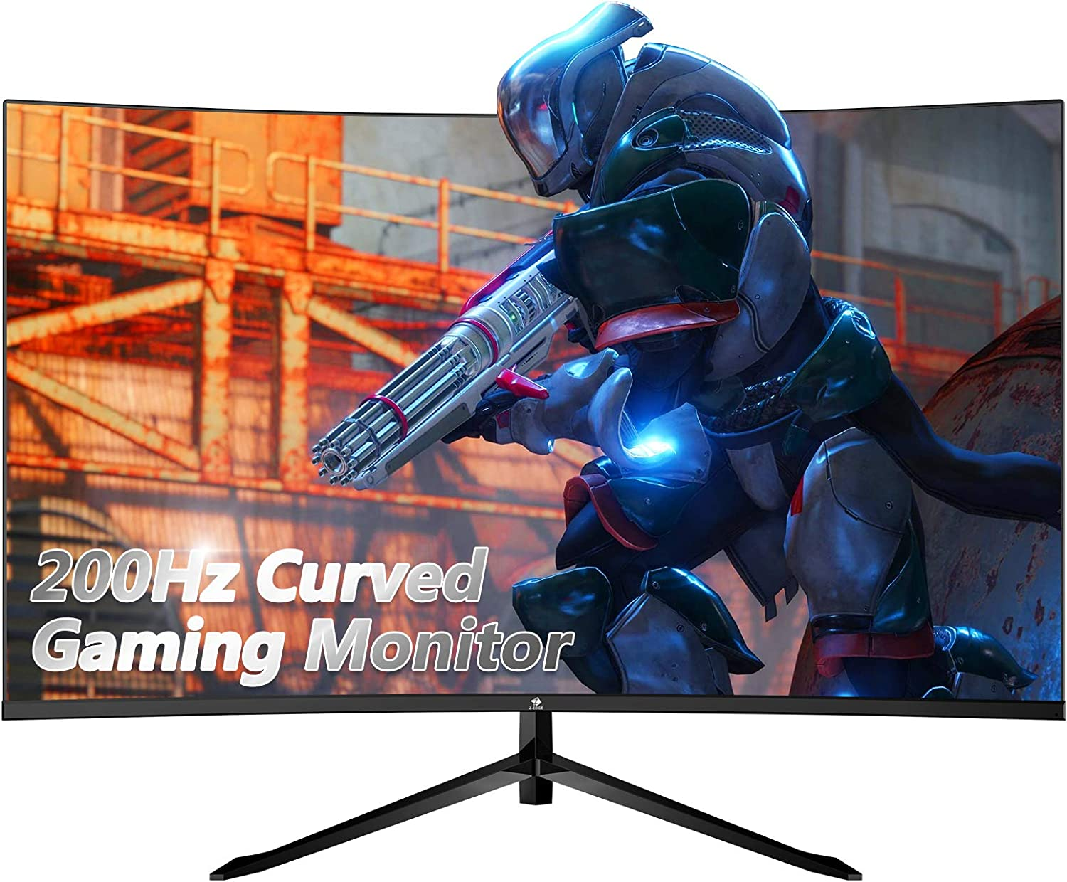 Z-Edge UG32F 32″ 1080p 16:9 200Hz Curved Gaming Monitor