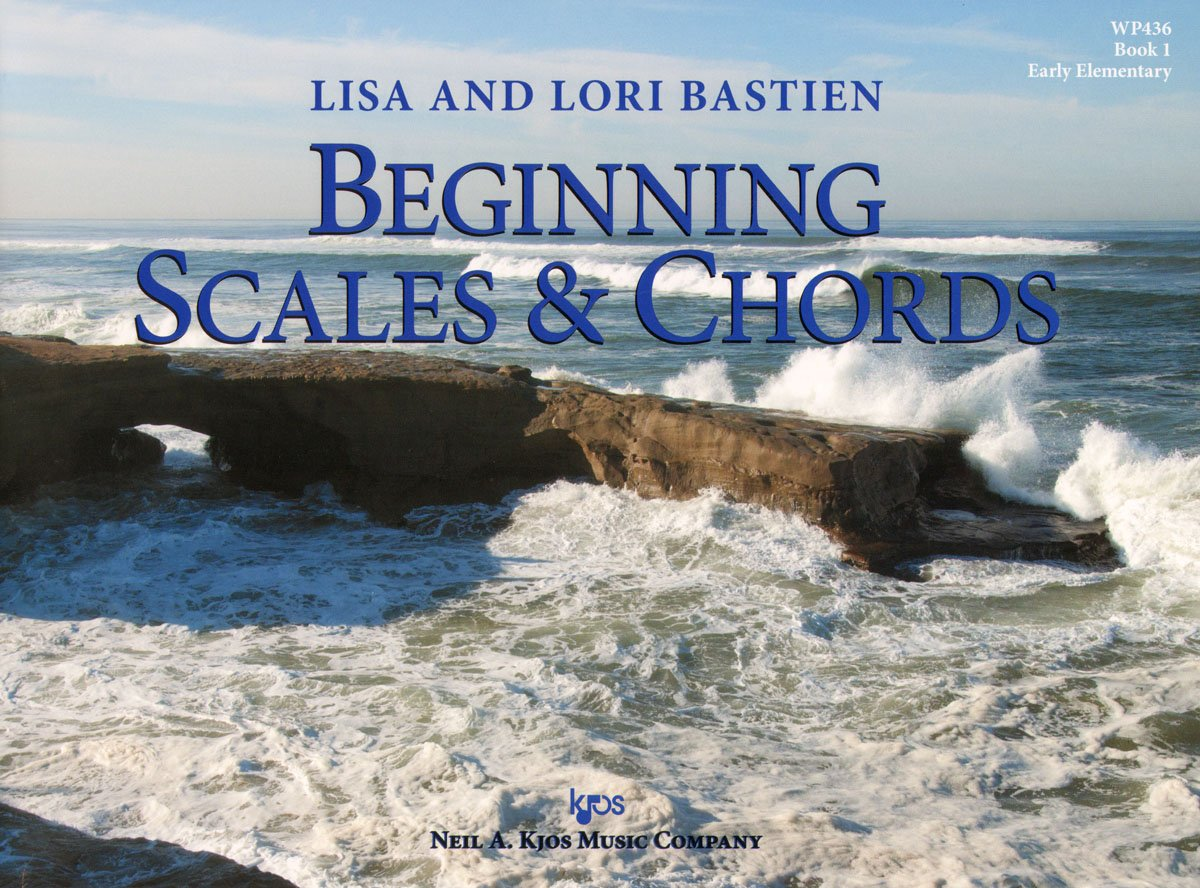 WP436 - Beginning Scales & Chords - Book 1 pdf