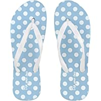 Dip your toes Womens Flip Flops and House Slippers