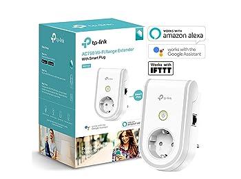 TP-Link RE270K Akıllı Prizli Wi-Fi Range Extender