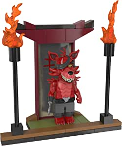 McFarlane Toys Five Nights at Freddy's Temple of The Fox Micro Set