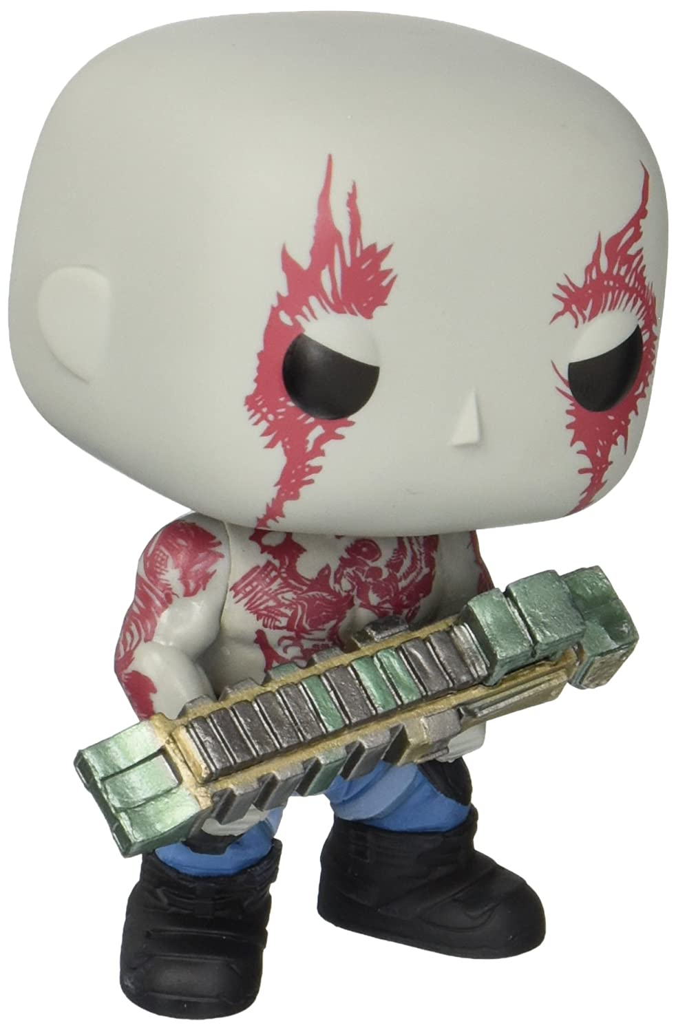 Funko POP Movies Guardians of the Galaxy 2 Drax Toy Figure 13283 Accessory Toys /& Games Miscellaneous