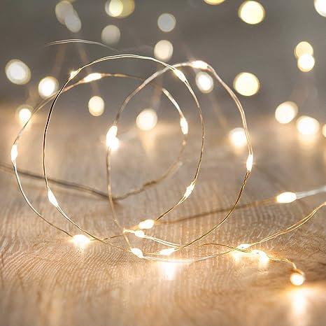 ANJAYLIA LED String Lights
