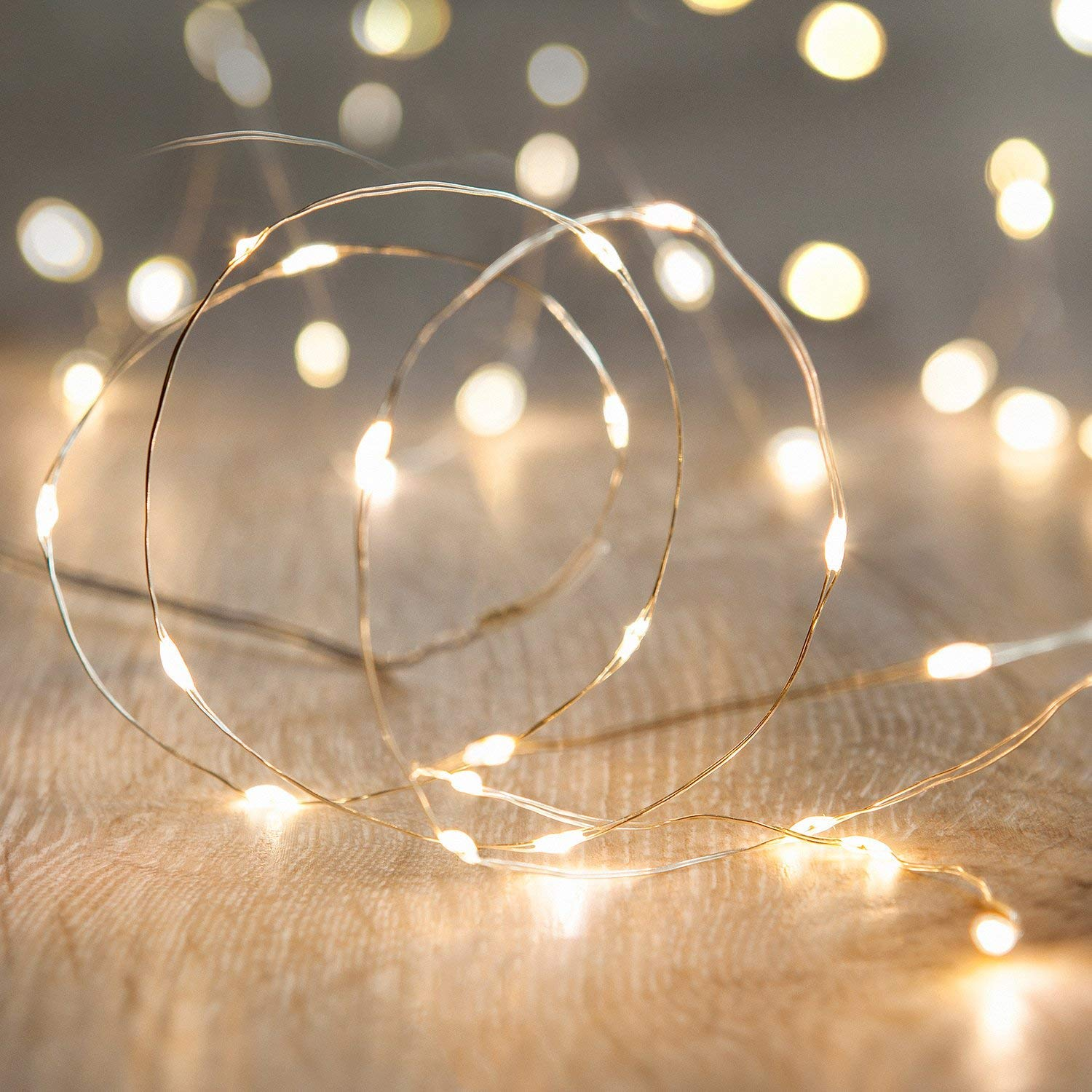 Fairy light string