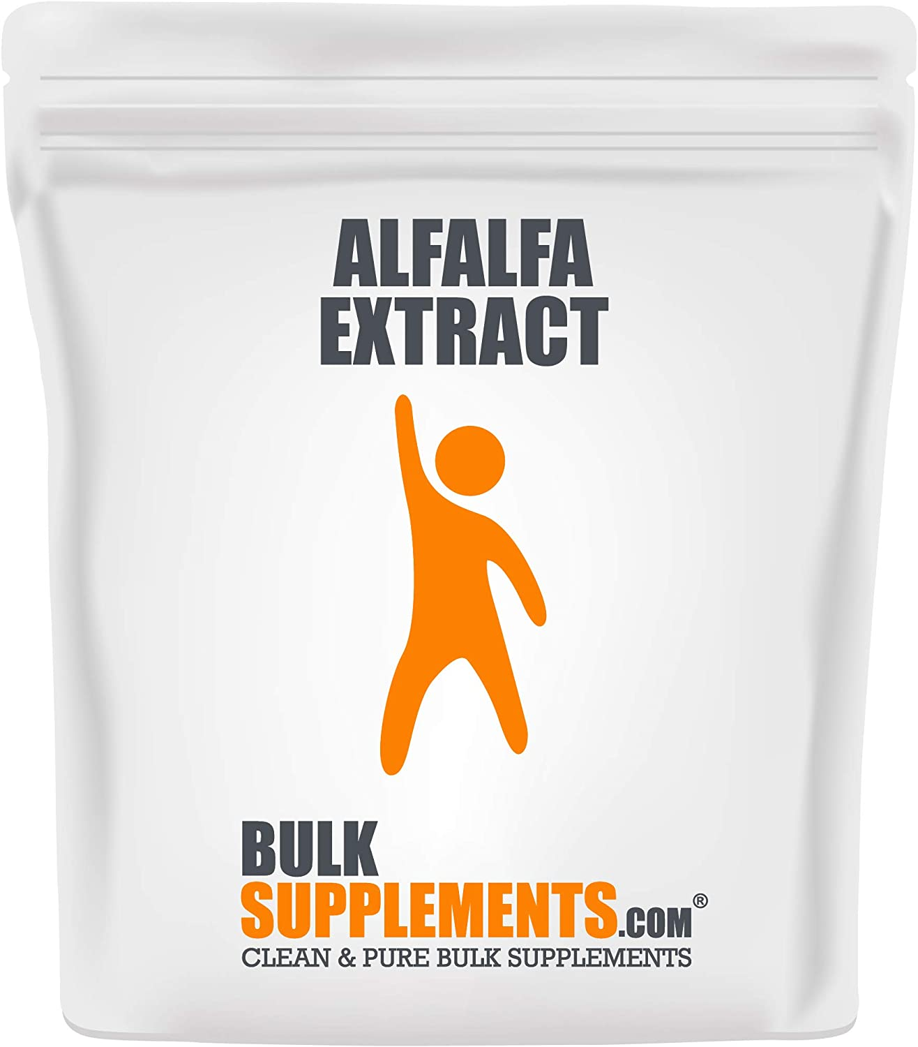 Organic Alfalfa Powder by Bulksupplements (250 Grams): Health & Personal Care