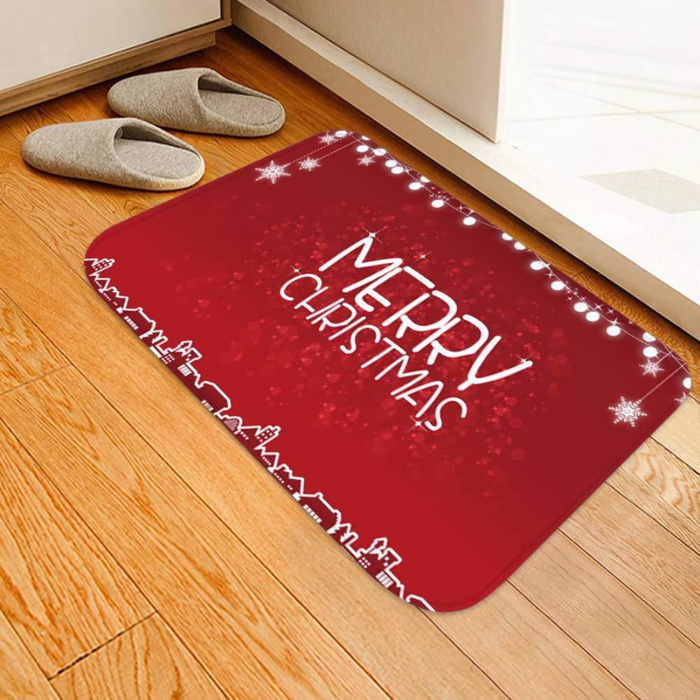 Tapis de sol anti-dérapant pour tapis de tapis de salon 3D