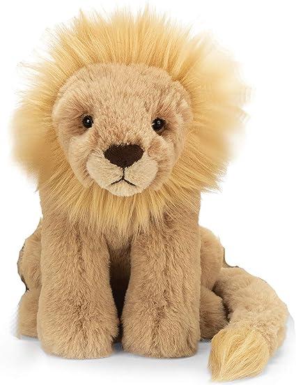 7 inches Jellycat Bashful Lion Stuffed Animal Small