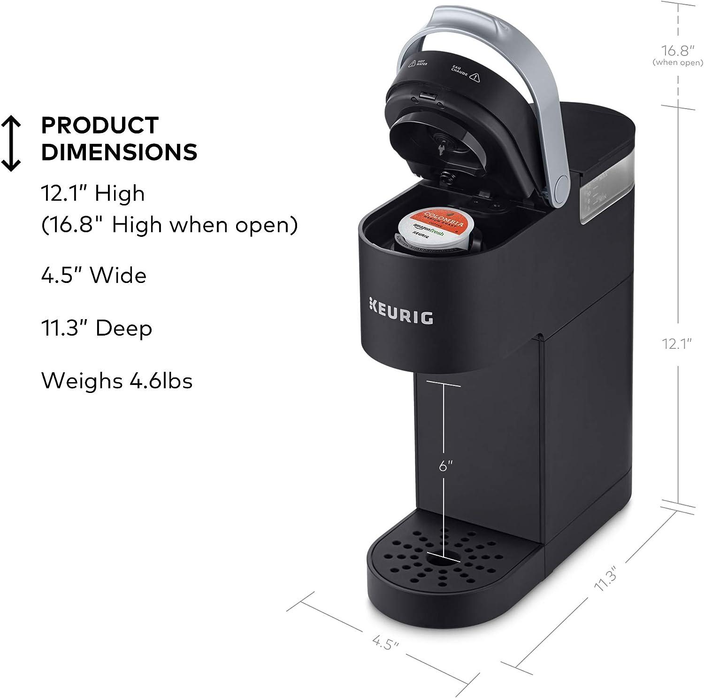 Amazon.com: Keurig K-Mini - Cafetera individual de 12 puntos ...