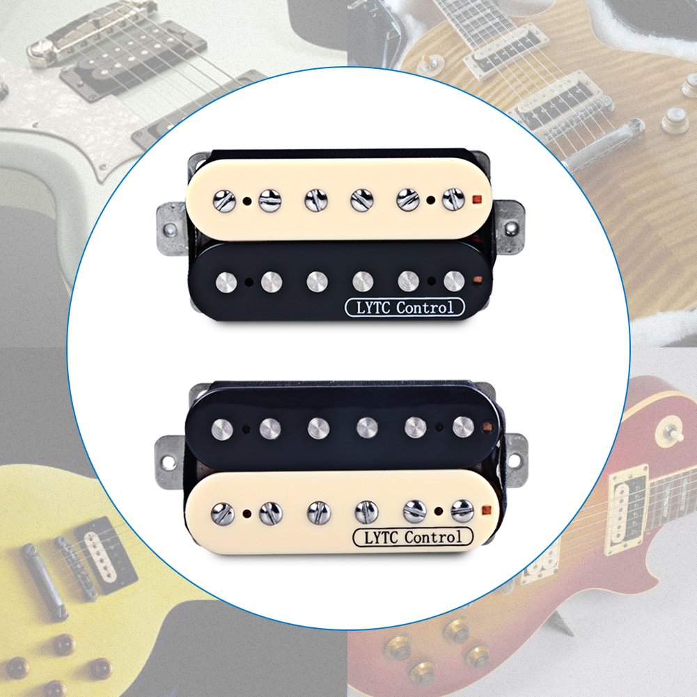 Ascendas Hz5 Electric Guitar Humbucker Pickup For Gibson Single Coil Wiring Diagram As Well Les Paul Replacement Neckbridge Musical Instruments